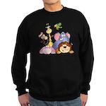 Jungle Animals Sweatshirt (dark)