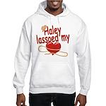 Haley Lassoed My Heart Hooded Sweatshirt