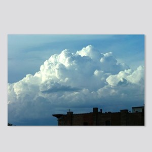 Northampton Cloud Postcards (Package of 8)