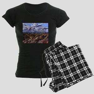 Borrego Badlands Women's Dark Pajamas