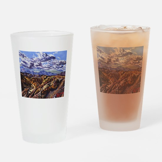 Borrego Badlands Drinking Glass