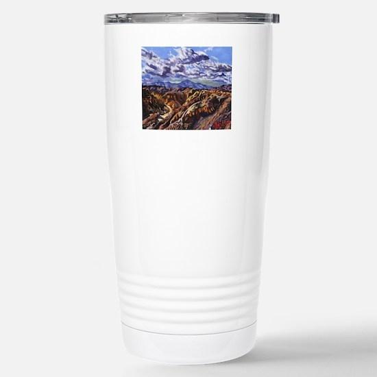 Borrego Badlands Stainless Steel Travel Mug