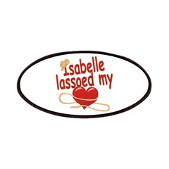Isabelle Lassoed My Heart Patches