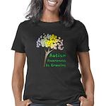 Autism Tree - Autism Aware Women's Classic T-Shirt