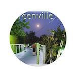 "Greenville Liberty Bridge 3.5"" Button (100 pack)"
