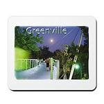 Greenville Liberty Bridge Mousepad
