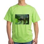 Greenville Liberty Bridge Green T-Shirt