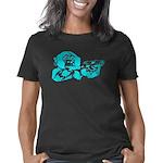 blue chimp Women's Classic T-Shirt