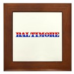 Baltimore Framed Tile
