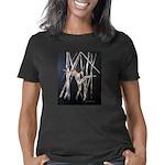 gymnastic dance painting Women's Classic T-Shirt