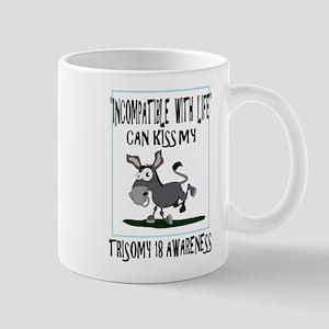 Trisomy 18 awareness 2 Mug