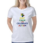 Keep Calm and Celebrate Au Women's Classic T-Shirt