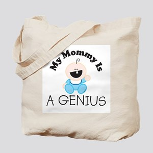My Mommy Is A GENIUS (boy1) Tote Bag