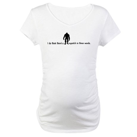 Squatch in these Woods - Finding Bigfoot Maternity