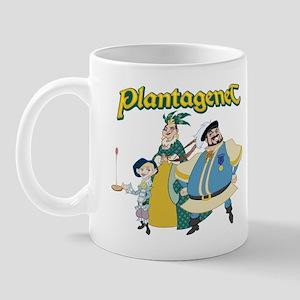 The Plantagenet Mug