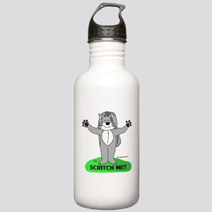 Scritch Me Stainless Water Bottle 1.0L