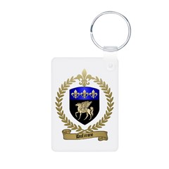 DUFRESNE Family Crest Keychains