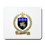 DUFRESNE Family Crest Mousepad