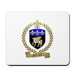 DUFRESNE Family Crest Mousepad