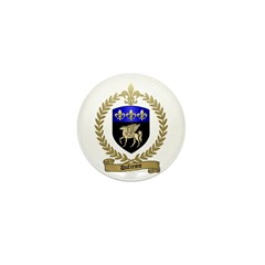 DUFRESNE Family Crest Mini Button (100 pack)