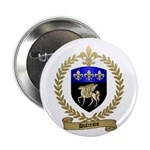 """DUFRESNE Family Crest 2.25"""" Button (100 pack)"""