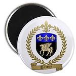 DUFRESNE Family Crest Magnet