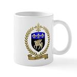 DUFRESNE Family Crest Mug