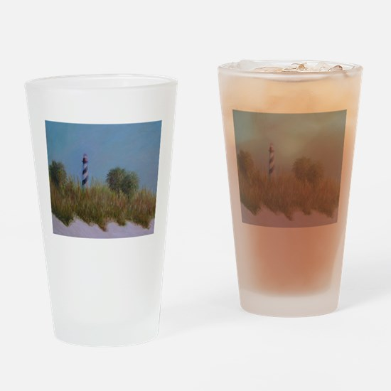 ST. AUGUSTINE LIGHTHOUSE VIEW Drinking Glass