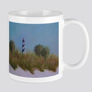 ST. AUGUSTINE LIGHTHOUSE VIEW Mug