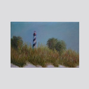 ST. AUGUSTINE LIGHTHOUSE VIEW Rectangle Magnet