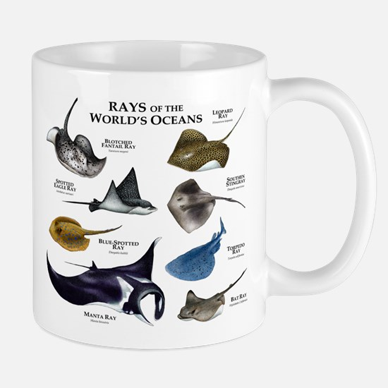 Rays of the World Mug