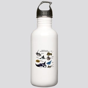 Rays of the World Stainless Water Bottle 1.0L