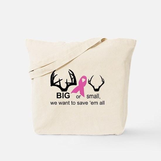 Unique Save tatas Tote Bag