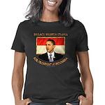Obama Indonesia dk Women's Classic T-Shirt