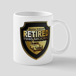 Born In 1946 Retirees ~ Mug