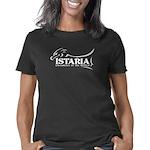 White Istaria Logo Women's Classic T-Shirt