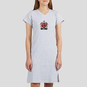 ROBERTSON COAT OF ARMS Women's Nightshirt