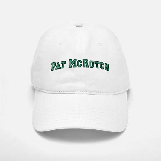 Pat McRotch Baseball Baseball Cap