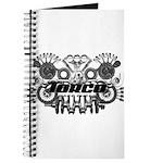 Torco Race Parts Art Journal