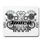 Torco Race Parts Art Mousepad