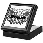 Torco Race Parts Art Keepsake Box