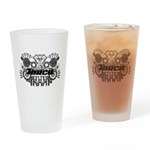 Torco Race Parts Art Drinking Glass