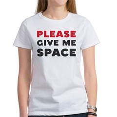Message on Both Sides Women's T-Shirt