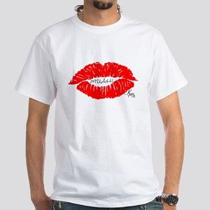 Muah! White T-Shirt