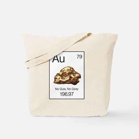 Gold Rush Au-NgNg Tote Bag