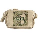 Messenger Bag (khaki) 3