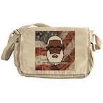 Messenger Bag (khaki) 2