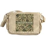 Messenger Bag (khaki) 1