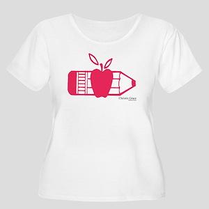 Christin Grace Fashion Sense Women's Plus T-Shirt