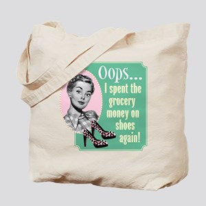 Oops! Shoes! Tote Bag
